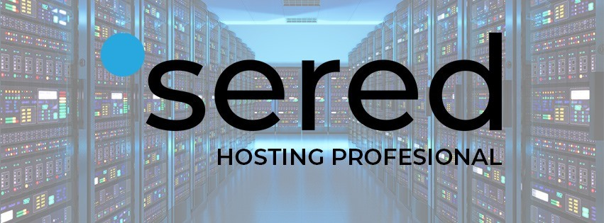 sered hosting profesional